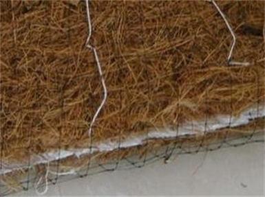 环保草毯护坡PK传统护坡