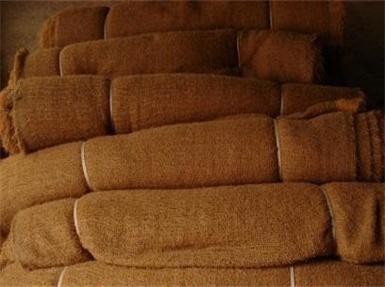 植生毯新型专用绿化护坡材料