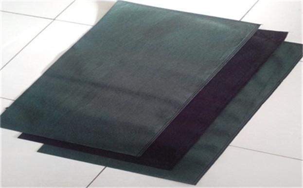 生态袋无纺布的制作方法及流程