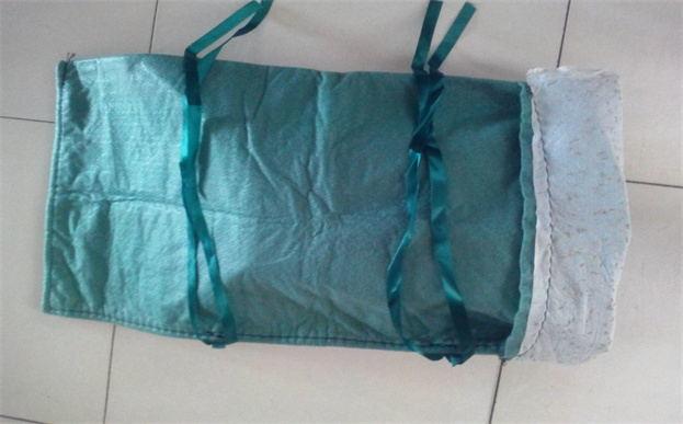 生态袋制作要求和施工验收标准